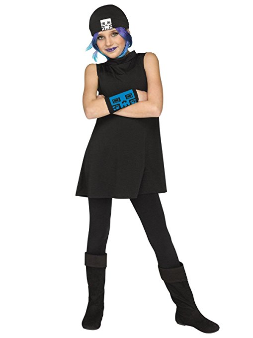 Girls Jailbreak costume from The Emoji Movie
