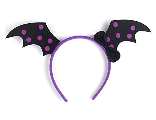 Disney Junior Vampirina party favor-a bat headband