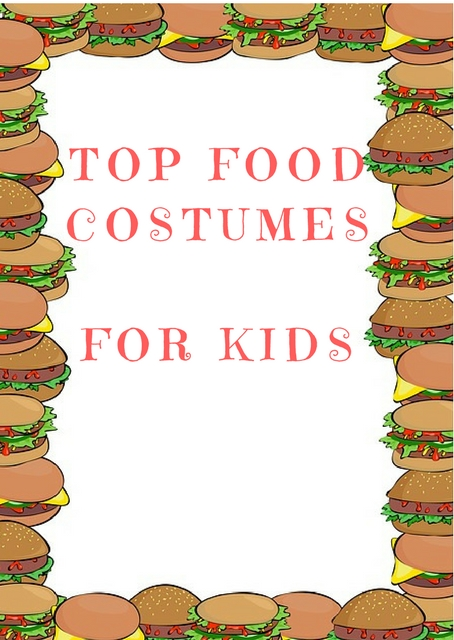 Top Food Costumes for Kids