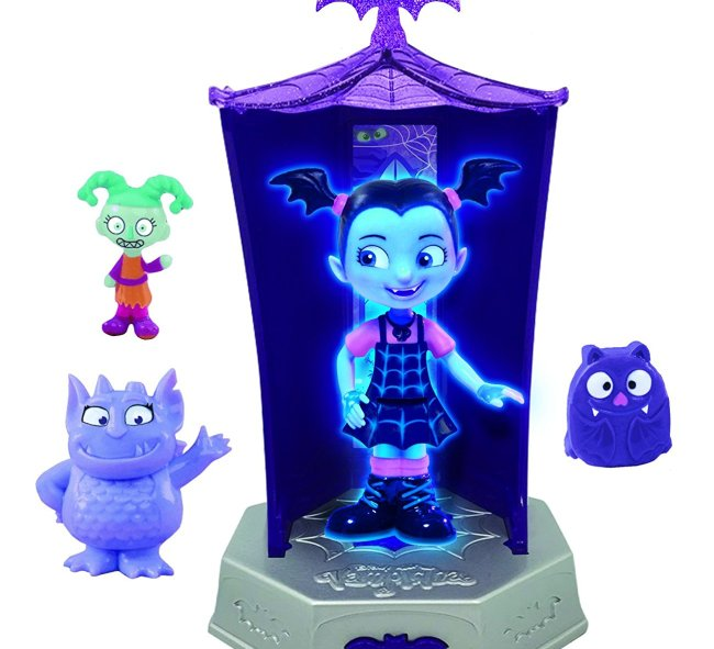 This Vampirina Glowtastic Friends Set is going to be one of the most popular toys for Christmas 2017.