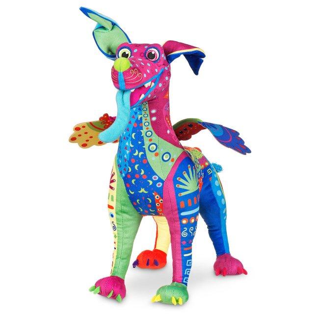 Disney Pixar Coco Dante Alebrije Plush Figure