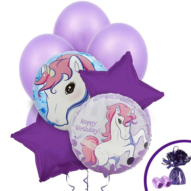 Nella the Princess Knight balloon bouquet