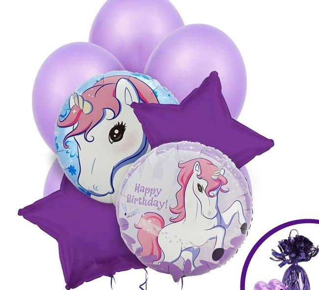Nella the Princess Knight balloon bouquet