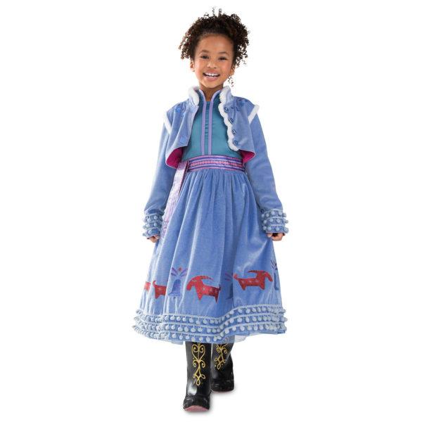 Deluxe Anna Costume Olaf's Frozen Adventure