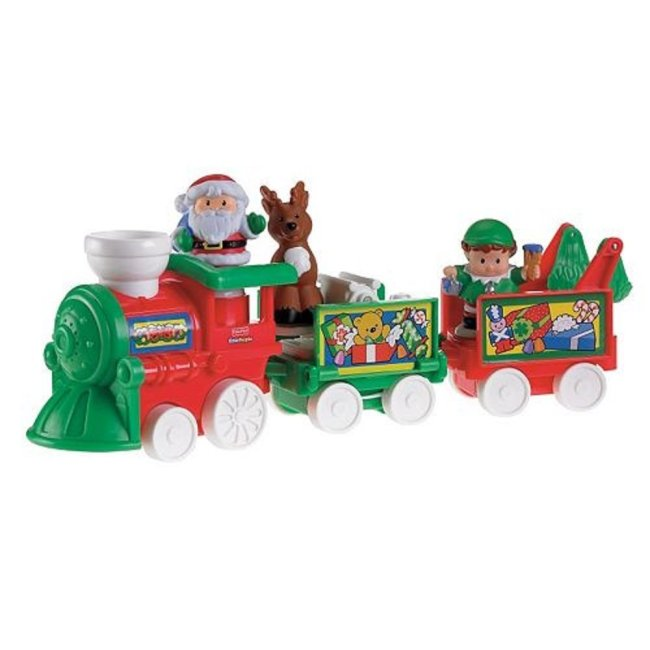 There are several Fisher Price Christmas Play Sets that you can give as gifts this holiday season.