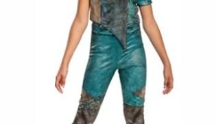 Disney Descendants 2 Deluxe Uma Costume and Wig – Easy Cake Walk
