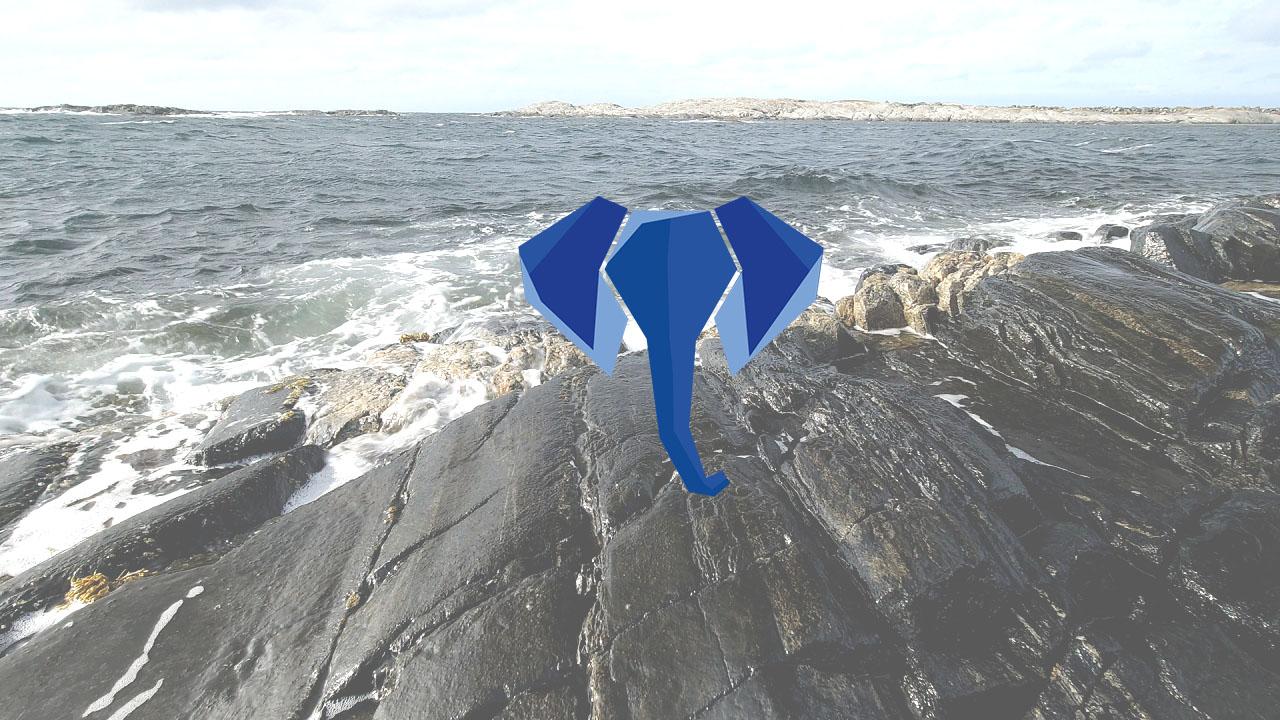 Logo EasyCards et eau