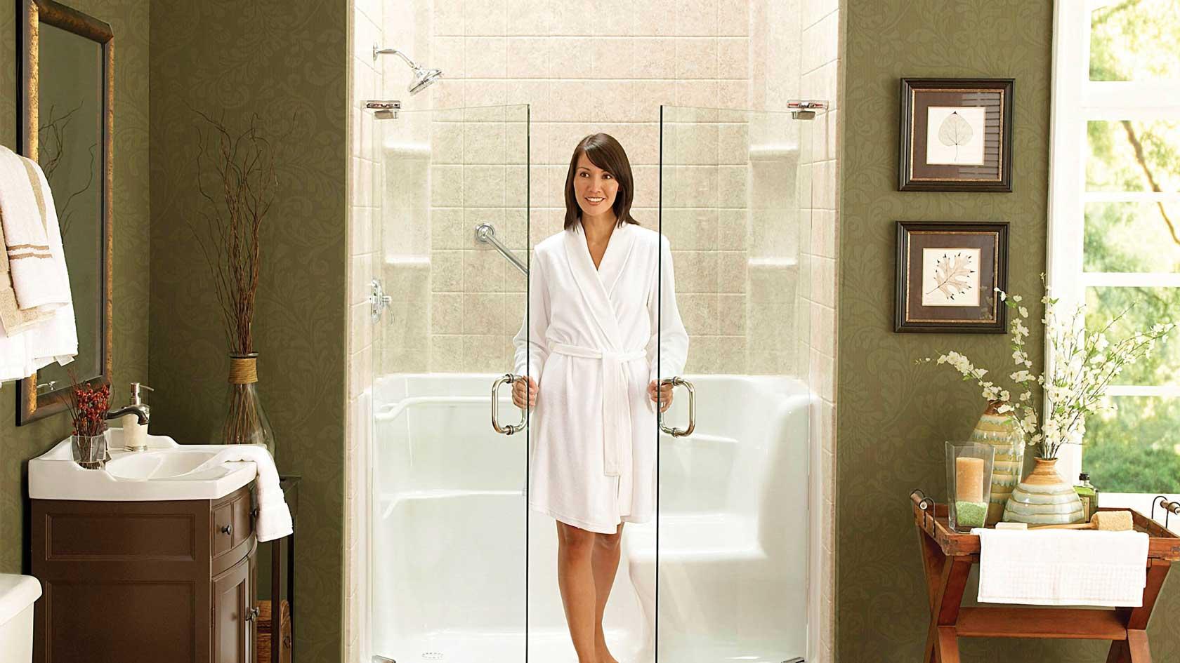 Easycare Bath Showers Bathroom Remodel