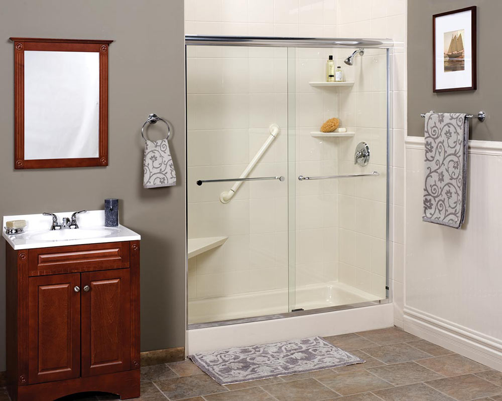 EasyCare Bath  Showers  Bathroom Remodel