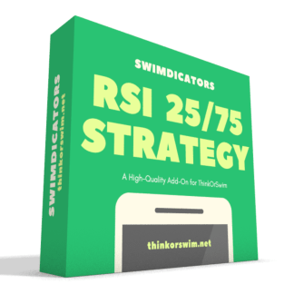 RSI 25-75 Trading Strategy for ThinkOrSwim - box