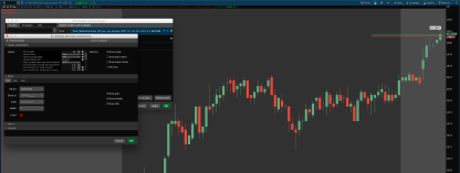 Thinkorswim Bid Ask Spread Indicator - Settings 1
