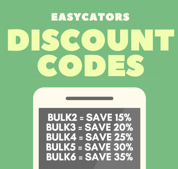 easycators bulk purchase discount promo coupon codes