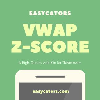 thinkorswim VWAP Z-Score trading strategy
