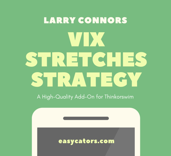 Larry Connors' VIX Stretches Trading Strategy