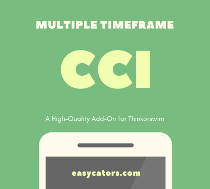 thinkorswim multiple timeframe CCI commodity channel index indicator