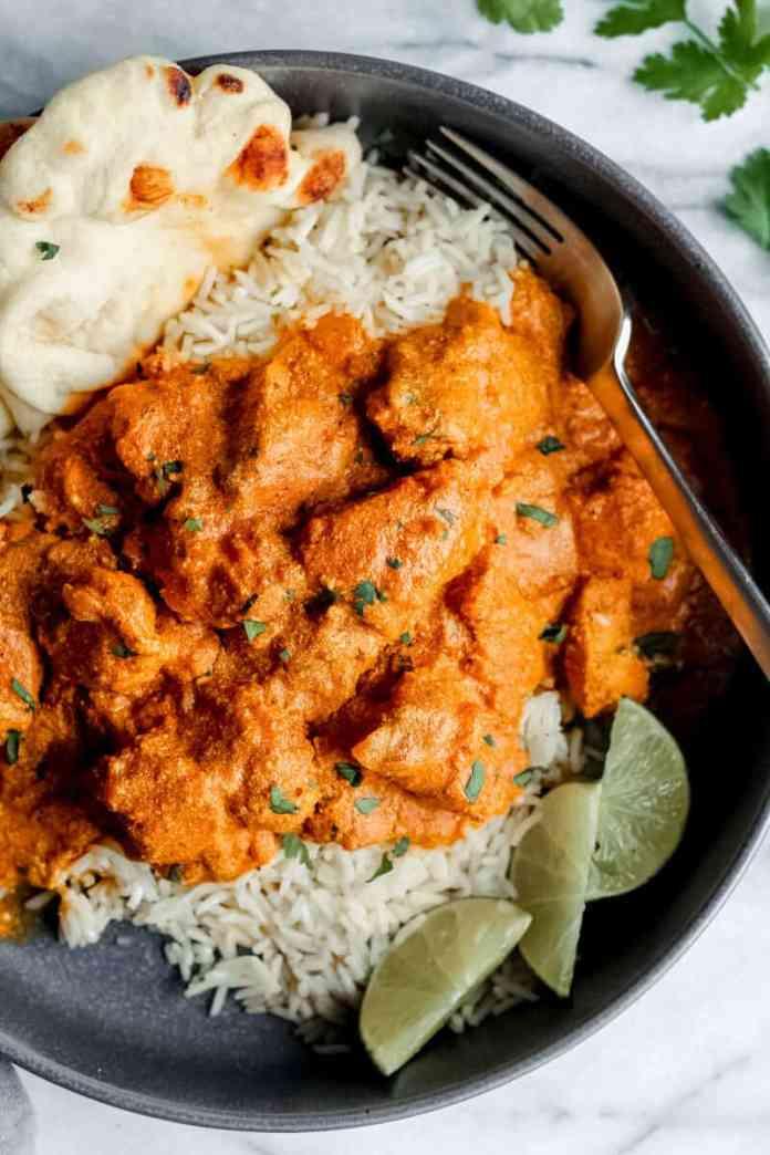 Chicken Tikka Masala Recipe Easy Chicken Recipes Video