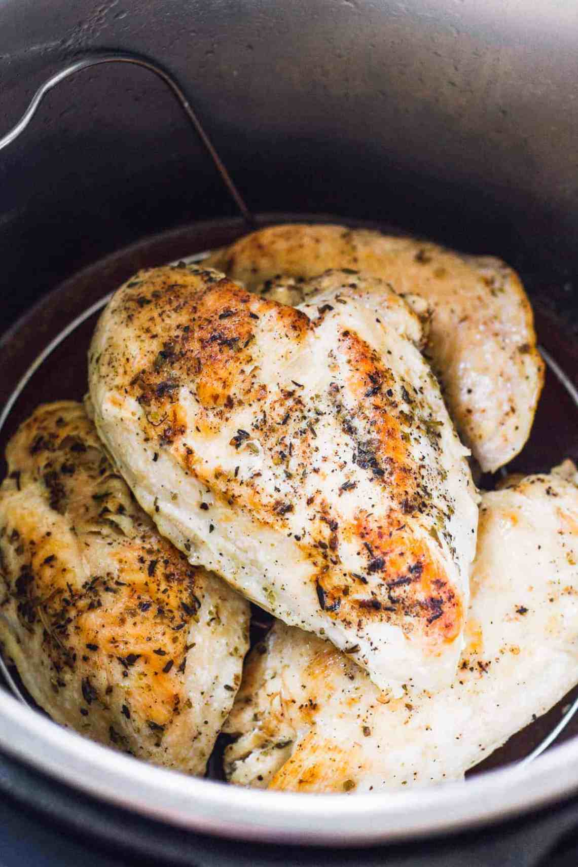Instant Pot Chicken Breasts - Easy Chicken Recipes