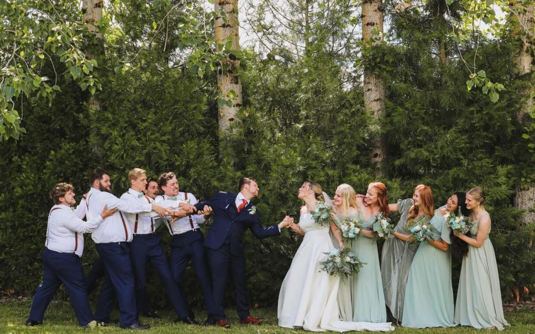 Can you have a wedding in Georgia right now