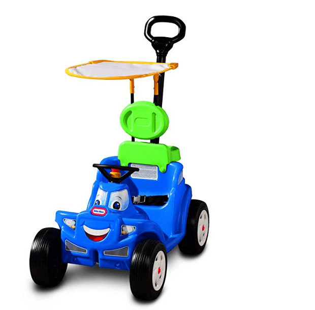 Amazon: Little Tikes Deluxe 2-in-1 Cozy Roadster – $29.99