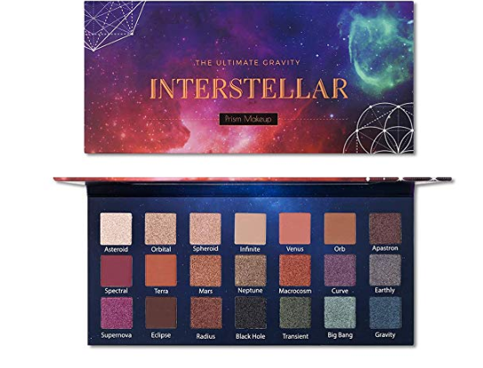 Amazon: Prism Makeup 21 Colors Pigmented Eyeshadow Palette 6 Matte + 15 Shimmer Blendable Long Lasting Eye Shadow Palette Natural Colors Neutral Pigment Shadow Shimmers Make Up Cosmetics – $5.99