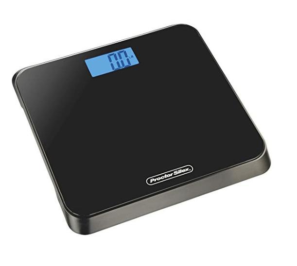 Amazon: Proctor Silex 86550 Digital Body Weight Bathroom Scale – $3.99