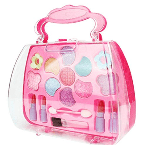 Amazon: banlany Girls Make-Up Box Princess Traveling Cosmetic Pretend Play Toy Set – $5.32