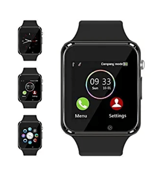 Amazon: Qidoou Smart Watch Fitness Tracker Compatible Android iPhone iOS – $11.20