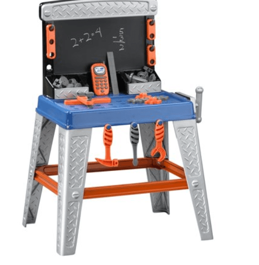 Walmart: American Plastic Toys My Very Own Tool Bench American Plastic Toys My Very Own Tool Bench American Plastic Toys My Very Own Tool Bench  Report incorrect product info or prohibited items American Plastic Toys My Very Own Tool Bench – $9.99