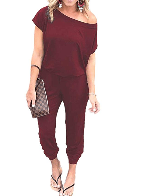 Amazon: Jumpsuit with Pockets – $10.99