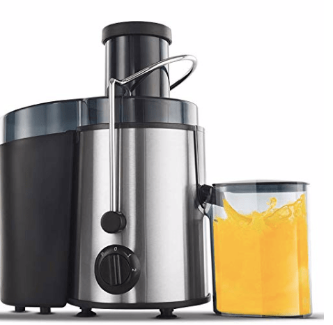 Amazon: Centrifugal Juicers Machine, Homlpope Juice Extractor 3 speed model – $29.99