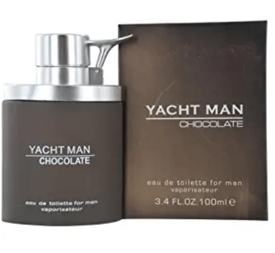 Amazon: Myrurgia Yacht Man Eau De Toilette Spray for Men, Chocolate, 3.4 Ounce – $3.67