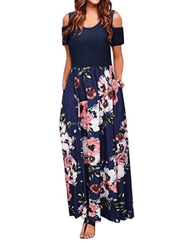 Amazon: Women's Pocket Dress – $9.95