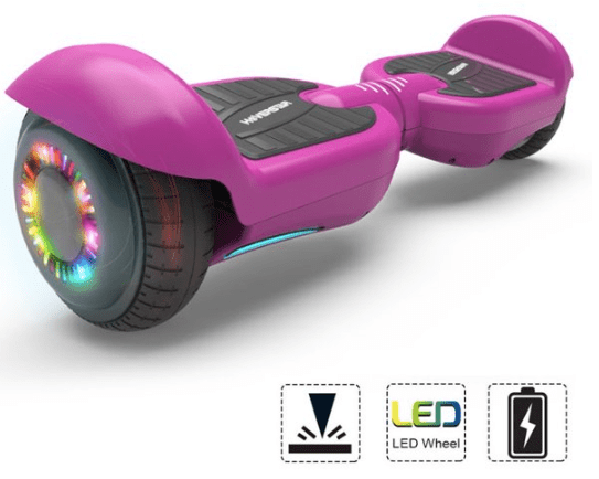 Walmart: Hoverboard 6.5″ Certified Two-Wheel Self Balancing Electric Scooter – $79.99