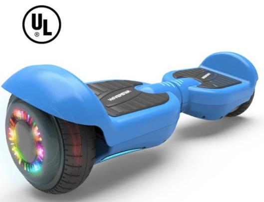 """Walmart: 6.5"""" Bluetooth Rocket Hoverboard – $89"""