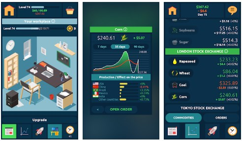 BoneApps - Aplikasi Simulasi Trading Saham