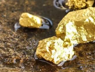 proses penambangan emas