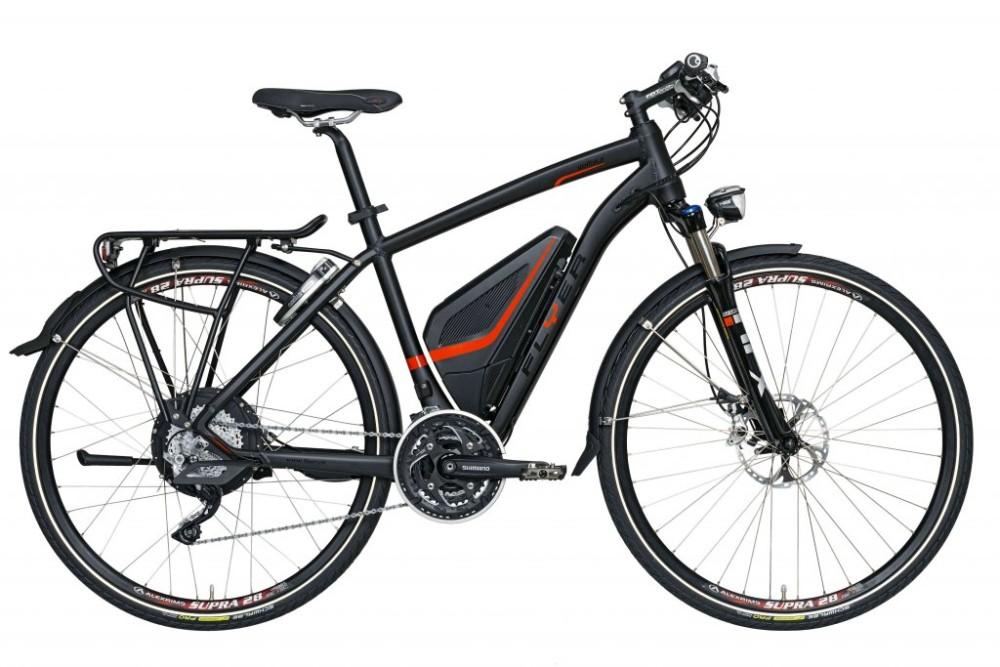 Easycycle → Flyer Vollblut 500w 2014, la référence du vélo