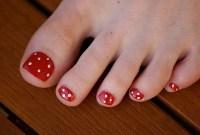 Simple Nail Art Designs Feet