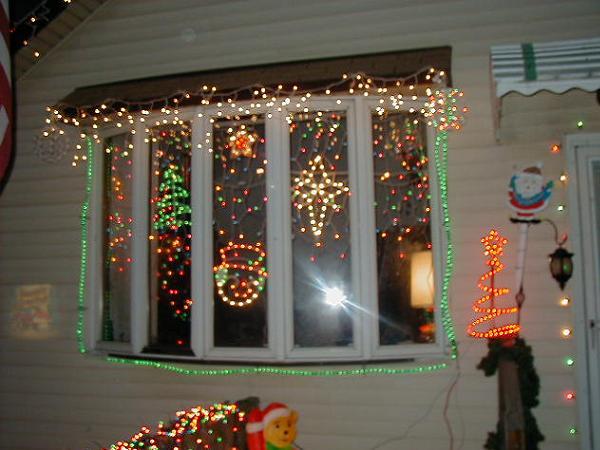 Christmas Window Lights