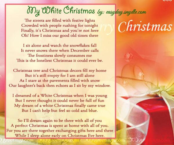 10 Top Poems Christmas Famous Most