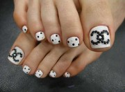 fresh toe nail design - easyday