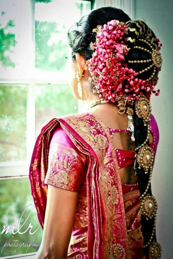 20 Latest Indian Bridal Hairstyles Easyday