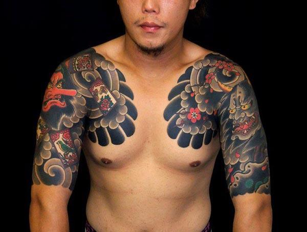 amazing tattoo design men