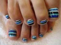 20 Fresh Toe Nail Designs - Easyday