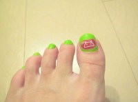 20 Fresh Toe Nail Designs