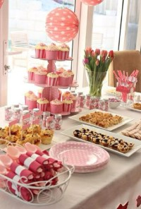 Baby Shower Ideas for Girls - Easyday