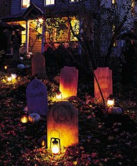 Scary Halloween Decorations - Easyday