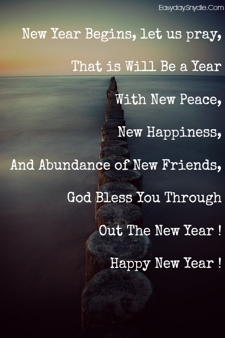 christian new year messages