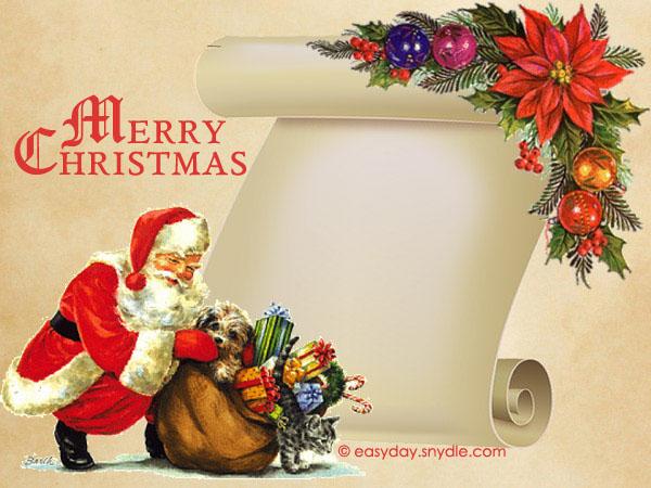Free Merry Christmas Cards And Printable Christmas Cards