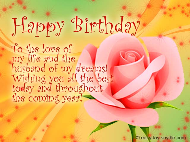 Image Result For Birthday Wishes Husband And Father